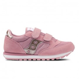 Saucony Jazz Double Hl Ps  Metallic Pink Bambina