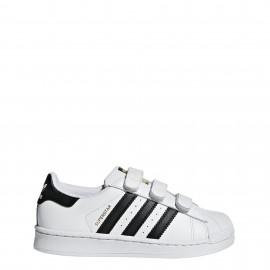 Adidas Originals Superstar Cf Ps  Bianco/Nero Bambino