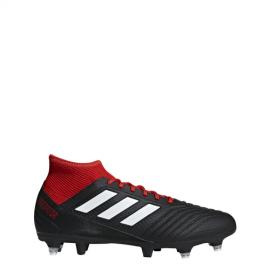 Adidas Predator 18.3 Sg Nero/Bianco/Rosso