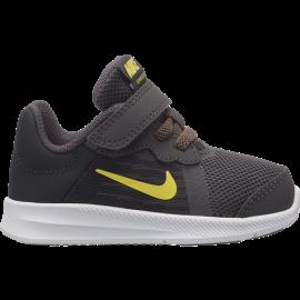 Nike Downshifter 8 Tdv  Nero/Giallo Bambino