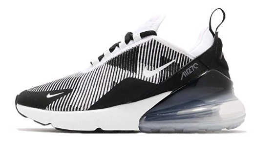 Style Nike Air Max 270 Kjcrd Gs NeroBianco Bambino AR0301 007 Ac