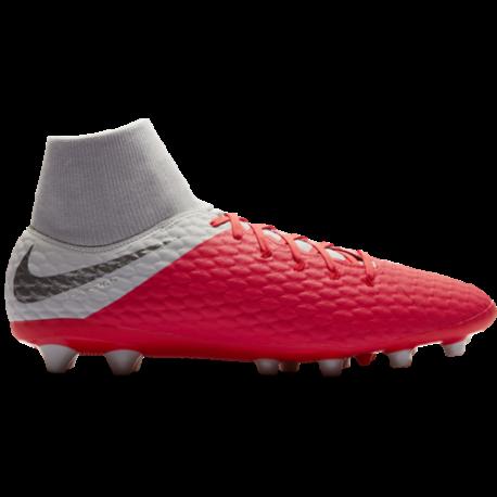newest collection fc34b 73f52 Nike Hypervenom Phantom 3 Academy Df Ag Pro Grigio