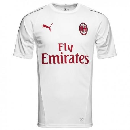 Puma Tshirt Mm Bambino Training Milan Bianco