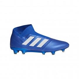 Adidas Nemeziz 18+ Fg Blue/White Uomo