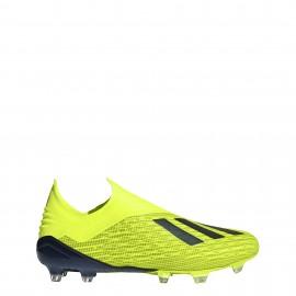 Adidas  X18+ Fg Solar Yelloy/ Black