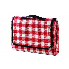 Meru Coperta Picknick Woodstock Red Cricket