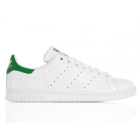 hot sale online cd89a 47438 style ADIDAS originals stan smith bianco verde uomo m20324 - acquis.