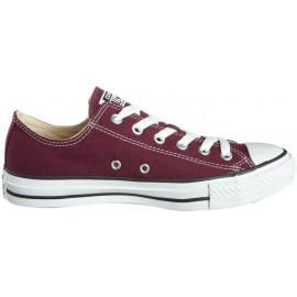 Converse All Star Ox Canvas Maroon