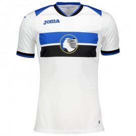 Joma Sport T-Shirt Mm Atalanta Away 2° Bianco/Azzurro