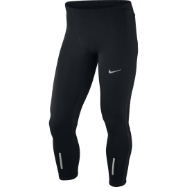 Nike Calzamaglia Run Tech Black