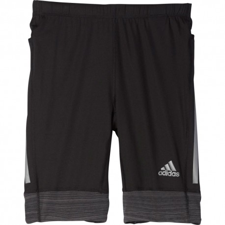 Adidas Sn Shrt Tight Black/Dgsogr