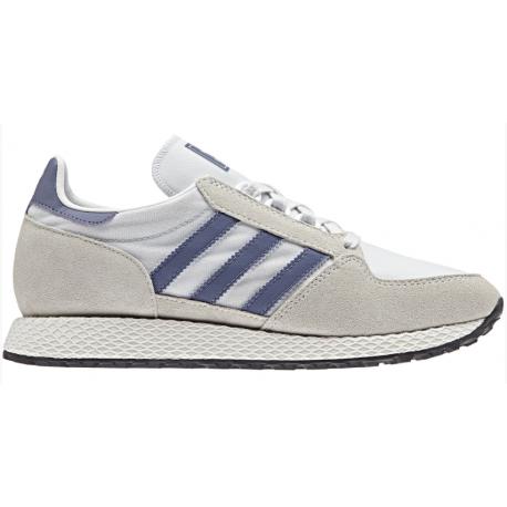 Adidas Forest Grove Beige Blu Donna