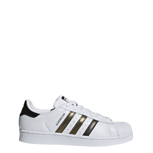 style ADIDAS originals superstar lea bianco oro donna b41513 acqu