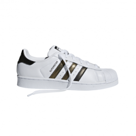Adidas Originals Superstar Lea Bianche Nere Donna