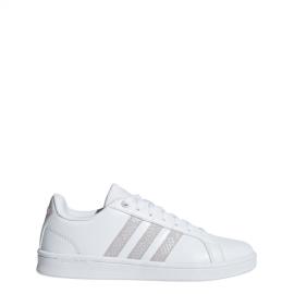 Adidas Advantage Cf Bianco Grigio Donna