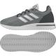 Adidas Run70S Grigie Bianche Uomo