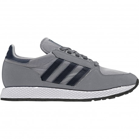 best sneakers 7b561 4efd5 Adidas Originals Forest Grove Grigie Navy Uomo