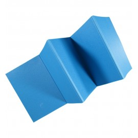Get Fit Materassino Blu Foldable Foam Fit