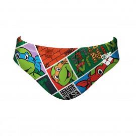 Arena Slip Tartarughe Ninja Multicolor Bambino
