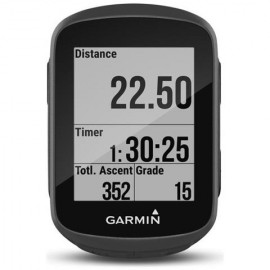Garmin Gps Edge 130 Bundle Kit Supporto Nero