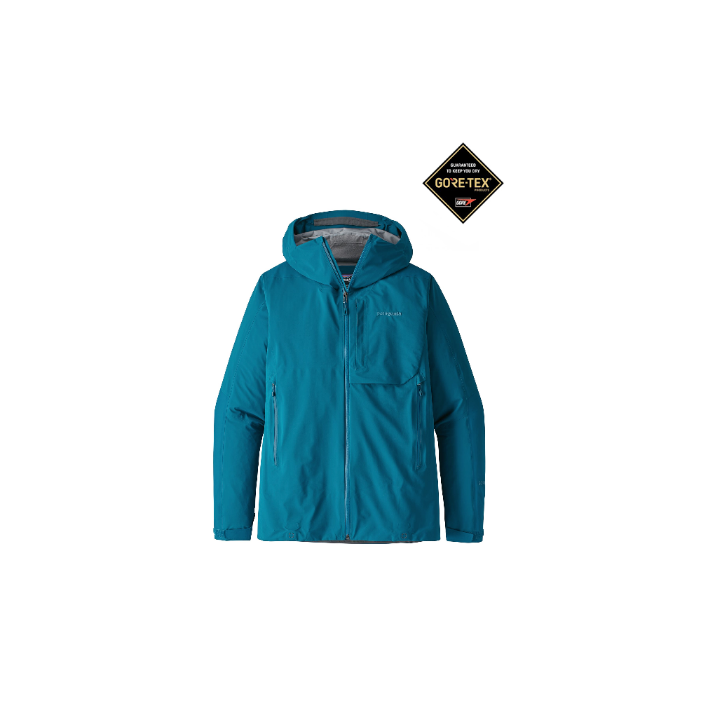 low priced 12110 b4471 Trekking Patagonia Giacca Refugitive GORE-TEX Blu Uomo 83615 ...