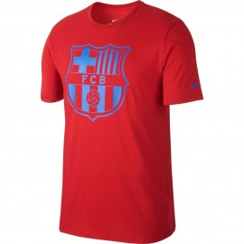 Nike T-Shirt Mm Fcb Hyperlocal Royal/Rosso