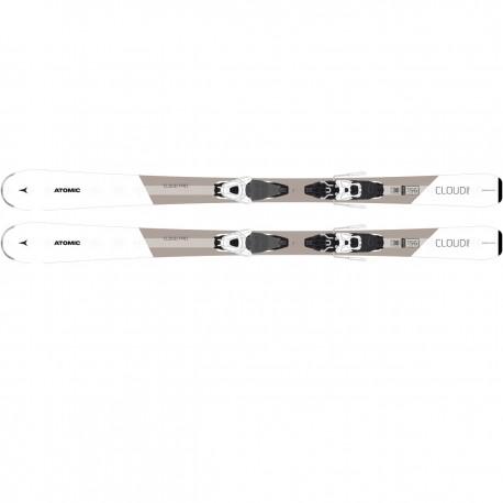 Atomic Sci Cloud Pro + Lithium 10 Bianco Donna