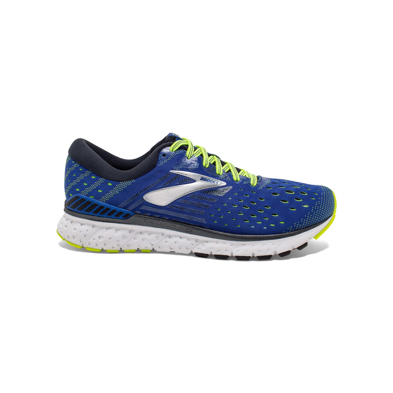 f7e1688293 Running Brooks Transcend 6 Blu Nero Uomo 1102991D419 - Acquista su ...