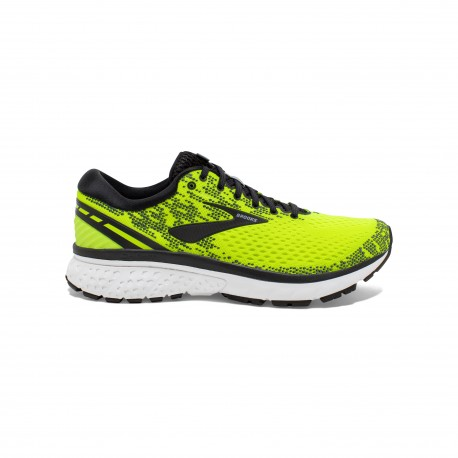 Brooks Ghost 11 Giallo Uomo