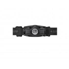 Led Lenser Lampada Frontale MH3 Grigio