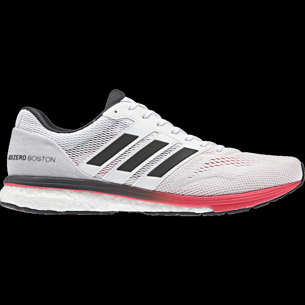 running ADIDAS adizero boston 7 bianco grigio uomo b37381
