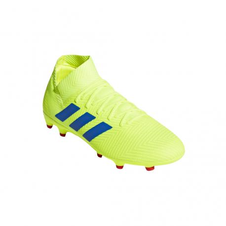 promo code 6fd8a 6e070 Adidas Nemeziz 18.3 FG Giallo Blu Uomo