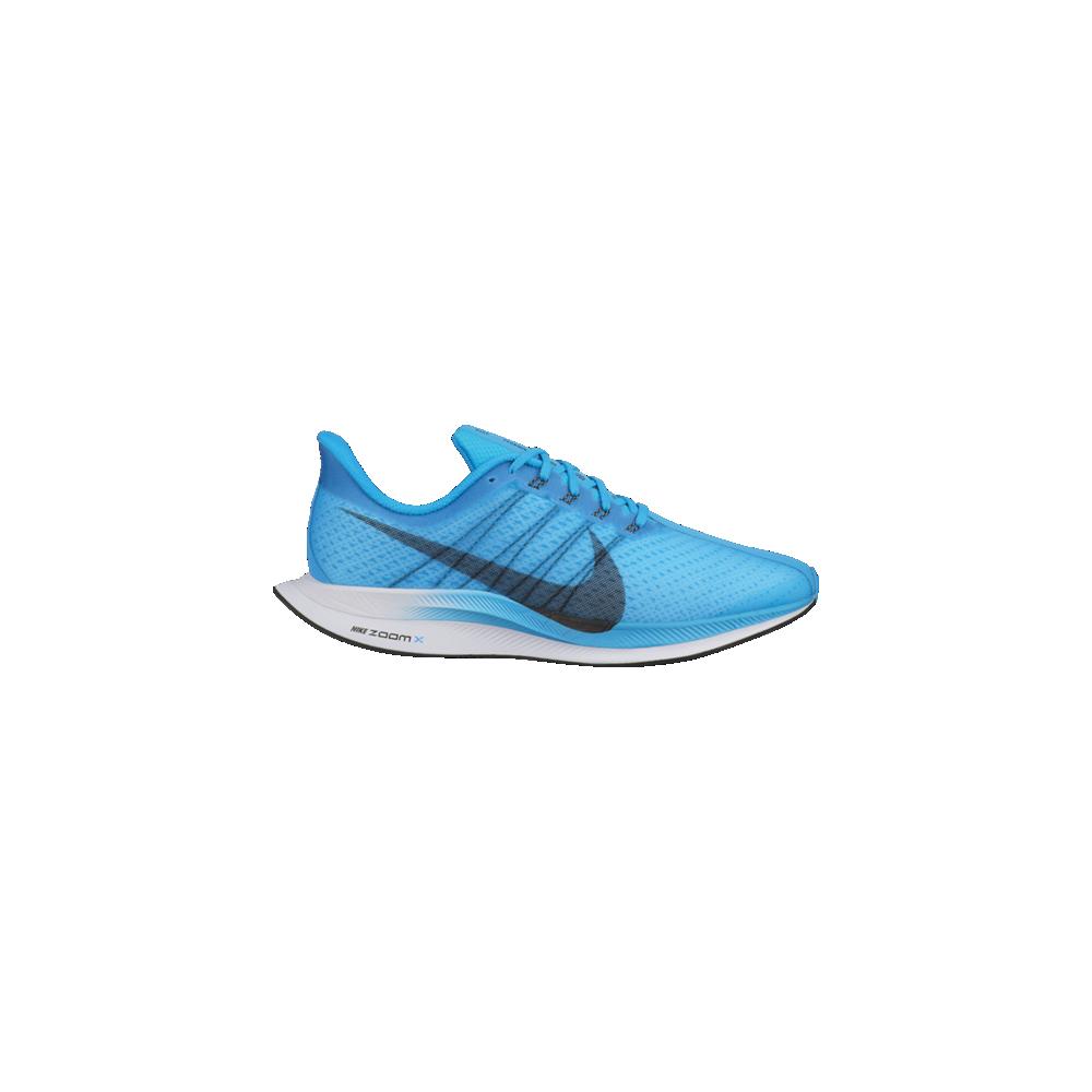 Running Nike Zoom Pegasus 35 Turbo Blu Bianco Nero Uomo