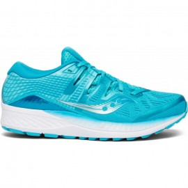 Saucony Ride Iso Blu Donna