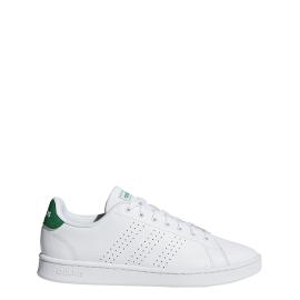 new concept b7913 252d5 Adidas Advantage Bianco Verde Uomo