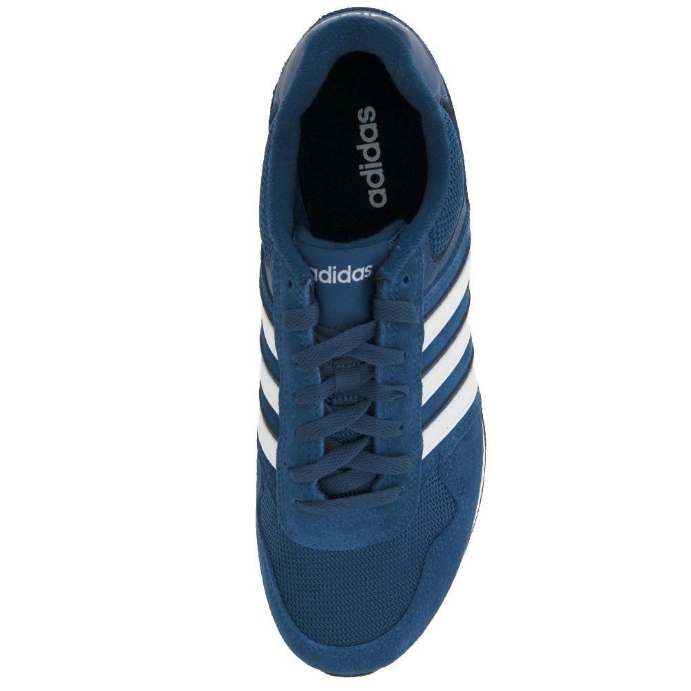 huge selection of ff394 0ab65 style ADIDAS 10k blu bianco uomo f34458 - acquista su sports