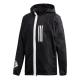 Adidas Wind Jacket Fleece Uomo Nero