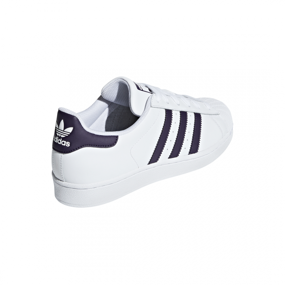 style ADIDAS originals superstar bianco viola donna db3346
