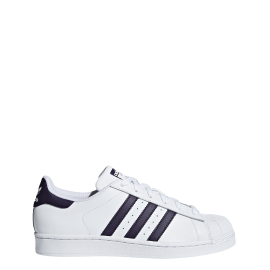 ADIDAS originals superstar bianco viola donna
