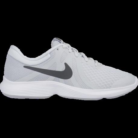 Nike Revolution 4 GS Bianco Oro Bambino