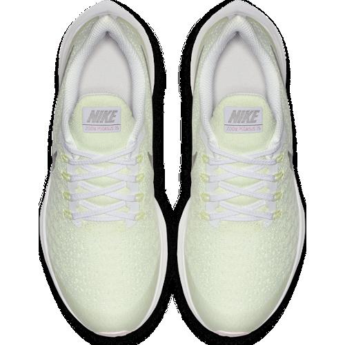 Palestra Nike Air Zoom Pegasus 35 GS Lime Argento Bambino