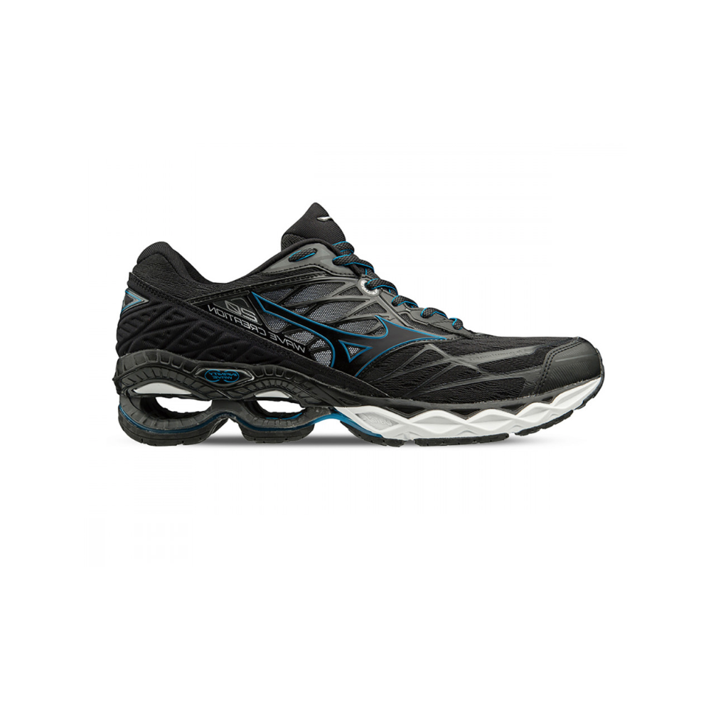 Running Mizuno Wave Creation 20 Nero Uomo J1GC190109
