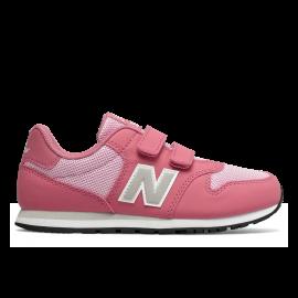 New Balance 500 Psv Bambino Rosa/Grigio
