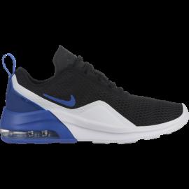 Nike Air Max Motion 2 GS Nero Blu Bambino