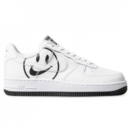 detailed pictures half price well known Style Nike Air Force 1 LV8 GS Bianco Nero Bambino AV0742-100 - Acqu...