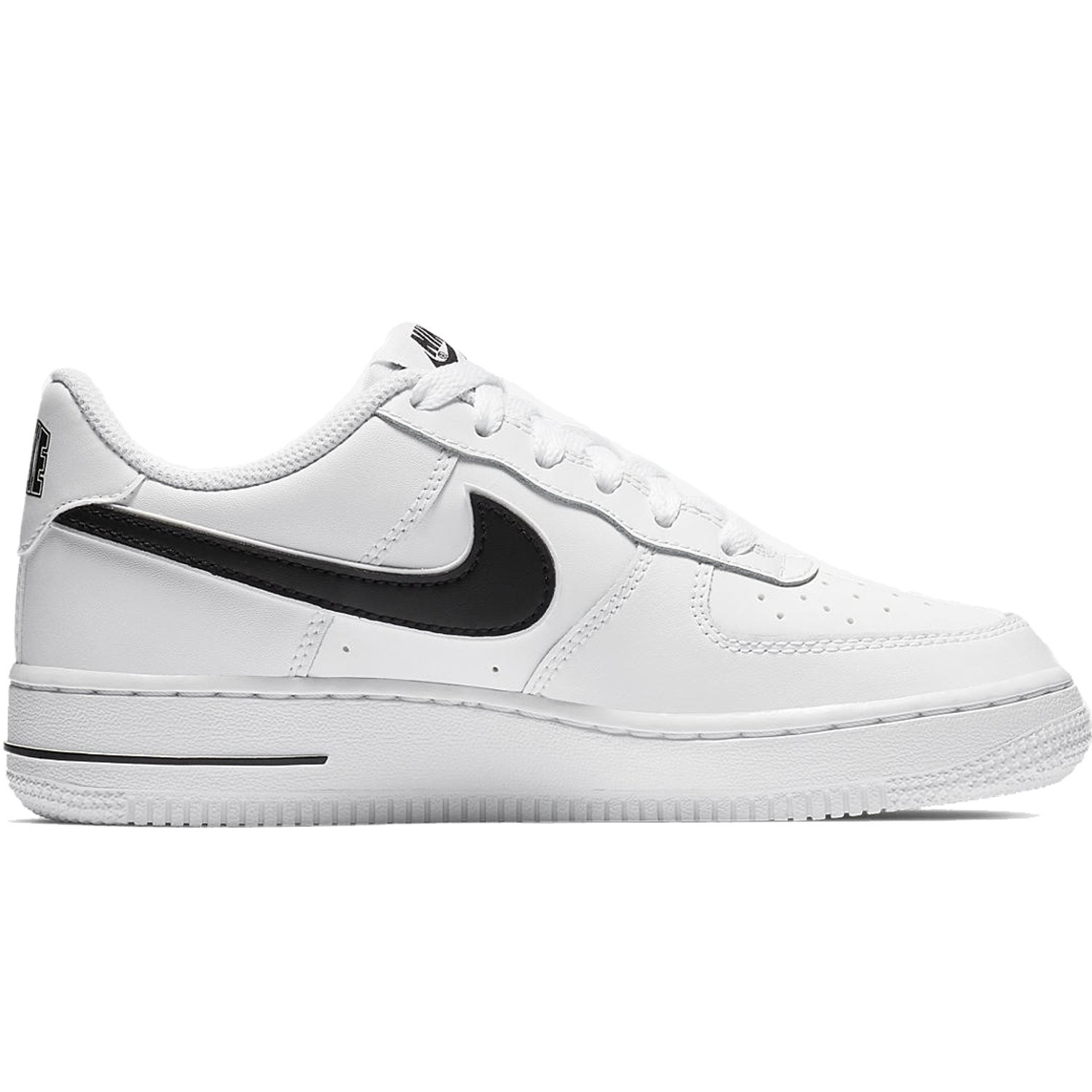best loved 29ddb d5f8d Style Nike Air Force 1 1-3 GS Bianco Nero Bambino AV6252-100 - Acqu.