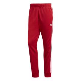 Adidas Originals Pantalone SST Rosso Uomo