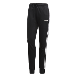 Adidas Pantalone 3 Stripes Nero Bianco Donna