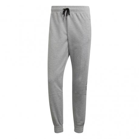 ADIDAS pantalone sid grigio uomo