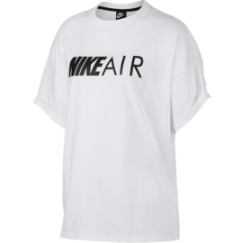 Nike T-Shirt Air Top Bianco Donna